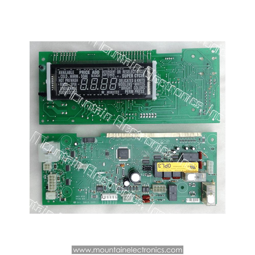 Maytag Opl Washer Control Board Mountain Electronics Inc